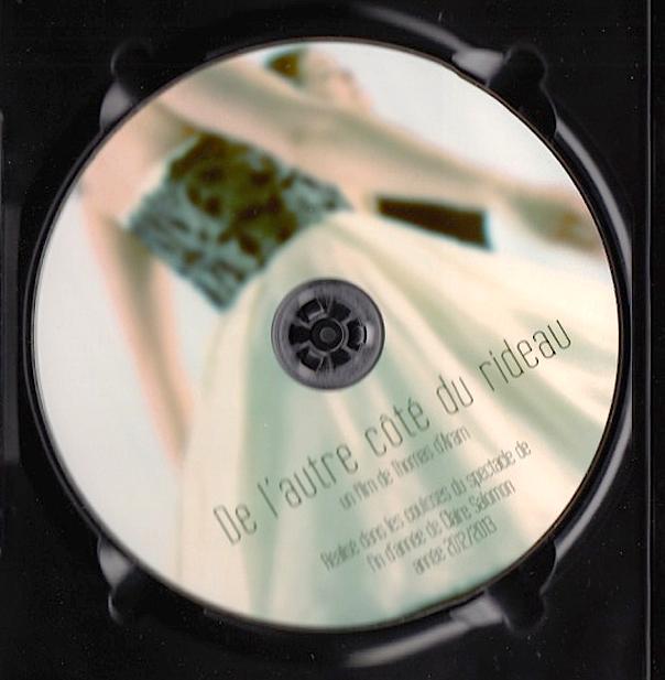 DVD De l'autre côté du rideau
